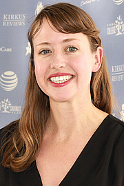 """Author photo. Author Laura van den Berg at the 2015 Texas Book Festival. By Larry D. Moore, CC BY-SA 4.0, <a href=""""https://commons.wikimedia.org/w/index.php?curid=44361948"""" rel=""""nofollow"""" target=""""_top"""">https://commons.wikimedia.org/w/index.php?curid=44361948</a>"""