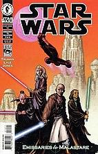 Star Wars #14 - Emissaries to Malastare, Vol…