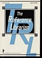 Reference Service Expertise by Bill Katz