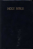 Holy Bible: Containing the Old and New…