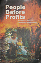 People before profits : the rights of…
