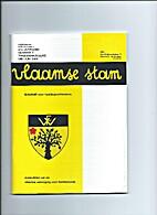 VLAAMSE STAM JAARGANG 41 NUMMER 3