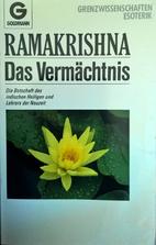 Das Vermächtnis by Ramakrishna