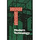 Modern technology : Lese- u. Arbeitsbuch f.…