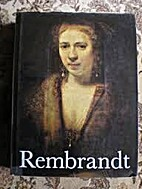 Rembrandt by Horst Gerson