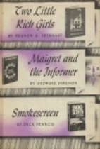 Two Little Rich Girls   Maigret and the…