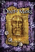Death Masks (The Dresden Files, Book 5) by…