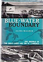 Blue-Water Boundary by Alida Malkus