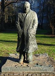 Author photo. Credit: Richardfabi (Wikipedia user), Jan. 2005, Berlin