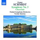Symphony No. 3; Chaconne by Franz Schmidt