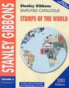 Simplified Catalogue of Stamps of the World…