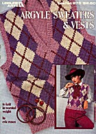 Argyle Sweaters & Vests to Knit (Leisure…