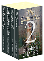 The Elizabeth Chater Regency Romance…
