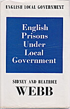 English prisons under local government by…