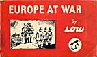 Europe at War by David Low