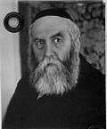 Author photo. Rabbi Joseph I Schneersohn of Lubawitz