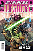 Star Wars Legacy #26 by John Ostrander
