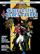 Captain Britain 4 by Alan Davis