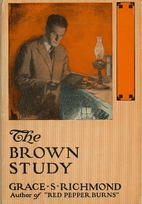 The Brown Study by Grace S. Richmond
