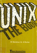 Unix: The Book by Mike Banahan