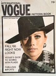International Vogue Pattern Book, 1968…