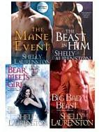Shelly Laurenston Bundle: The Beast In Him,…
