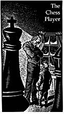 The Chess Player by Ger Koopman
