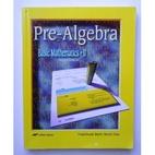 Pre-Algebra by A Beka Book