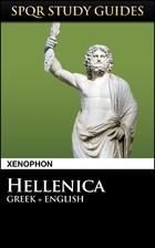 Xenophon: Hellenica in Greek English (SPQR…