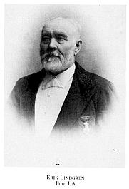 Author photo. Erik Lindgren