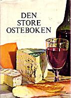 Den store osteboken: Med fortegnelse over…