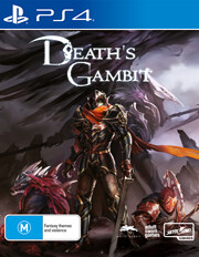 Death's Gambit by White Rabbit