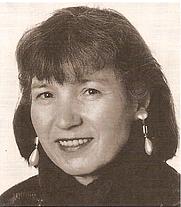 Author photo. Jutta Ahrens