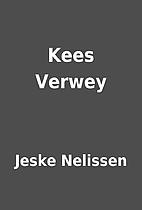 Kees Verwey by Jeske Nelissen