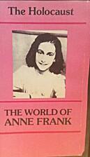 World of Anne Frank - VHS