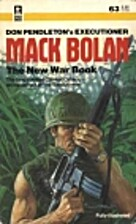 The New War Book by Don Pendleton