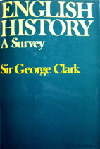 English History: A Survey by Sir George…
