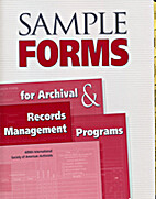 Sample Forms for Archival & Records…