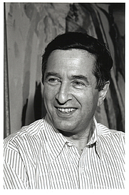 Author photo. Prof. Yakov G. Sinai. Photo credit: Rita Nannini, 1996 (photo courtesy of Princeton University)