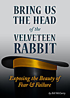 Bring Us The Head Of The Velveteen Rabbit by…