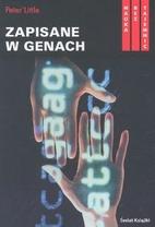 Zapisane w genach by Peter Little