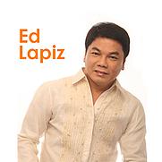 Author photo. Ed Lapiz