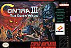 Contra III: The Alien Wars by Konami