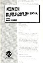 Encoded Archival Description: Context,…