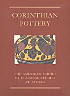 Corinthian pottery by American School of…