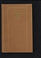 Hieroglyphics by Arthur Machen