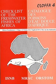 Check-list of the freshwater fishes of…
