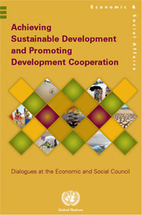 Achieving sustainable development and…