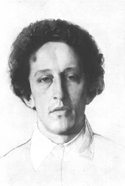 Author photo. From <a href=&quot;http://en.wikipedia.org/wiki/Image:Blok_somov.jpg&quot;>Wikipedia</a>