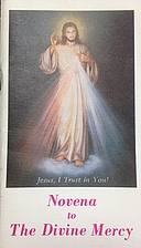 Novena to Divine Mercy by Sister M Faustina…